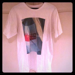 Diamond size large t shirt